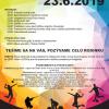 Športový deň 2019 - plagát