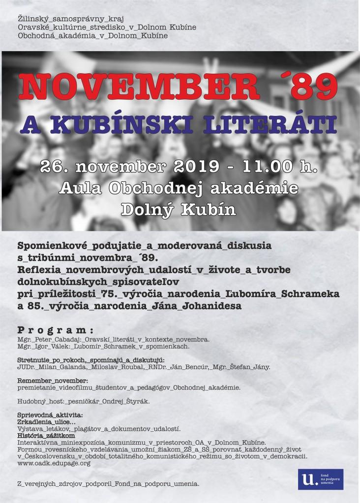 November 89