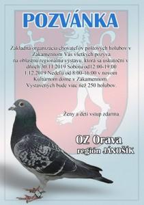 Pozvánka - OZ Orava