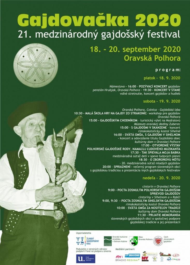 Gajdovačka 2020_plagát