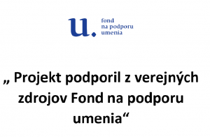 Logo fondu, text
