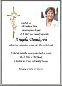 parte pani Demková