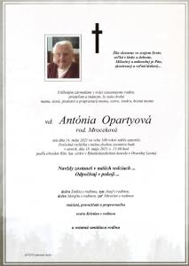Antónia Opartyová